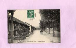 E0403 - Camp D'AVORD - D18 - Place Du Bataillon - Avord