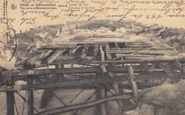 BLANKENBERGE / 1914-18 /   INGANG NAAR DE PIER / ENTREE DU PIER - Guerre 1914-18