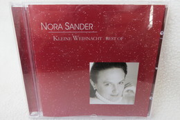 """CD """"Nora Sander"""" Kleine Weihnacht - Best Of - Christmas Carols"""