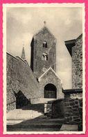 Lobbes - Collégiale St Ursmer - Entrée Principale Bâtie Par Les Moines De L'Abbaye - NELS - THILL - FOSSET JOSSE - Lobbes