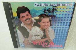 """CD """"Willy & Carina"""" Zärtliche Kuschelträume - Música & Instrumentos"""