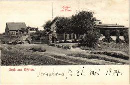 CPA Göhren. Galthof Zur Linde. GERMANY (663198) - Göhren