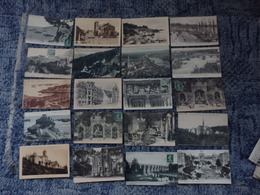 Lot De 500 Cartes Anciennes Type Drouille - Voir Scans LOT2 - Postcards