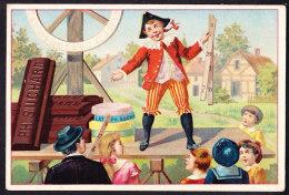 CHROMO Chocolat SUCHARD   +/- 1891    Serie 23           Trade Card - Suchard
