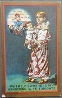 Women's Suffrage - Humour