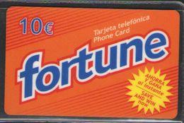 ТЕЛЕФОННАЯ КАРТА ИСПАНИЯ 10 ЕВРО - Phonecards