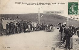 Course De La Coupe Lederlin - Arrivée D'un Coureur Au Sommet Du Ballon D'Alsace - Belfort - Other