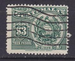 Guatemala 1926 Mi. 214     3 P Landeswappen - Guatemala