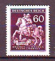 Bohemia And Moravia - 1943, Stamp Day 1v Mnh - Nuevos