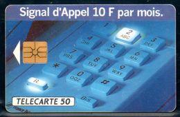 C221 / France F364A Signal D'appel 3 50U-GEM1A 1993 - France