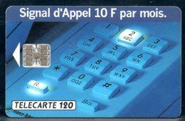 C037 / France F365A Signal D'appel 3 120U-SC7 1993 - France