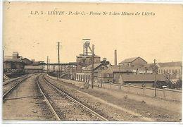 LIEVIN - Fosse N° 1 Des Mines De Liévin - Lievin