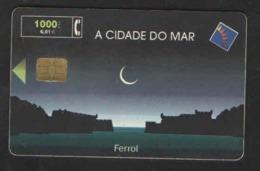 ТЕЛЕФОННАЯ КАРТА  ИСПАНИЯ  5 ЕВРО - Phonecards