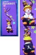 "Decorative Strap "" Pierrot "" - Charms"