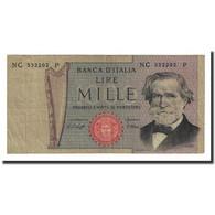 Billet, Italie, 1000 Lire, 1977-01-10, KM:101e, TTB - [ 2] 1946-… : République