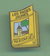 FRANCE TELECOM *** Pages Jaunes *** A033 - France Telecom