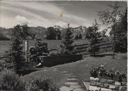Stadtzürcher Schülerheim Schwäbrig Bei Gais AR - Blick Zum Säntis - Photo: Gross - AR Appenzell Rhodes-Extérieures