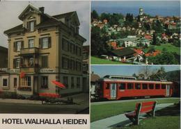 Hotel Walhalla Heiden - Photo: Rüdlinger - AR Appenzell Rhodes-Extérieures