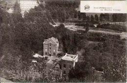 IVOZ (Villencourt) - Le Moulin Trokay - Oblitération De 1924 - Edition Van Hove-Jansens, Ivoz - Flémalle