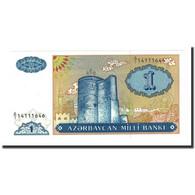 Billet, Azerbaïdjan, 1 Manat, Undated (1993), KM:14, NEUF - Azerbaïdjan