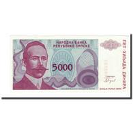 Billet, Bosnia - Herzegovina, 5000 Dinara, 1992, KM:138a, NEUF - Bosnia Y Herzegovina