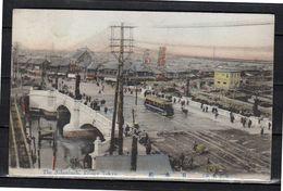 Tram On Nihonbashi Bridge Tokyo Sent To NEERPELT België (j3-7) - Yokohama
