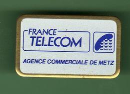 FRANCE TELECOM *** METZ *** A033 - France Telecom