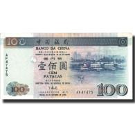 Macau, 100 Patacas, 1995, 1995-10-16, KM:93, SUP - Macao