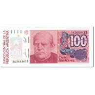 Billet, Argentine, 100 Australes, 1990, UNdated (1990), KM:327c, SPL - Argentine
