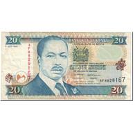 Billet, Kenya, 20 Shillings, 1995, 1995-07-01, KM:32, SUP - Kenia