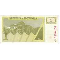 Billet, Slovénie, 1 (Tolar), 1990, UNdated (1990), KM:1a, TTB - Slovenia