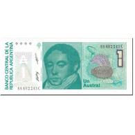 Billet, Argentine, 1 Austral, 1988, Undated (1988), KM:323b, SPL+ - Argentine