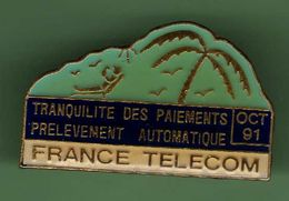 FRANCE TELECOM *** PRELEVEMENT AUTOMATIQUE *** A033 - France Telecom