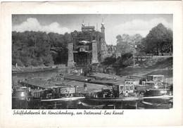 Schiffshebewerk Bei Henrichenburg, Am Dortmund-Ems Kanal - & Boat - Dortmund