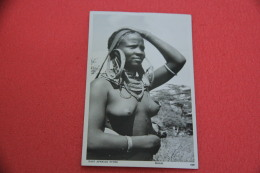 Kenya Nairobi Nude Nus East African Types Masai N. 159 By Skulina Pegas Studio NV - Kenia