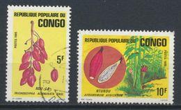 °°° REPUBBLICA DEL CONGO - Y&T N°751/52 - 1985 °°° - Congo - Brazzaville