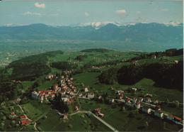 Flugaufnahme Walzenhausen AR Mit Rheintal - Photo: Gross - AR Appenzell Rhodes-Extérieures