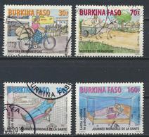 °°° BURKINA FASO - Y&T N°1371/72 - 2010 °°° - Burkina Faso (1984-...)
