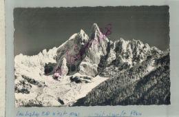 CP 74   CHAMONIX   LE DRU    2018 099 - Chamonix-Mont-Blanc