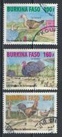 °°° BURKINA FASO - Y&T N°1382/83 - 2011 °°° - Burkina Faso (1984-...)