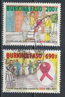 °°° BURKINA FASO - Y&T N°1380 - 2011 °°° - Burkina Faso (1984-...)