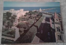 Manfredonia - Veduta D Insieme Del Castello E Del Porto - Manfredonia