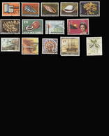 Papua New Guinea Mini Collection Of 14 Stamps - Papua New Guinea
