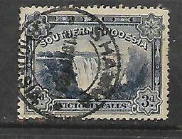 Southern Rhodesia SHAMVA C.d.s. - Southern Rhodesia (...-1964)
