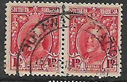 Southern Rhodesia BULAWAYO STATION 18 AP 1932 C.d.s. - Southern Rhodesia (...-1964)