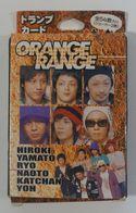 Cards Deck : Orange Range - Unclassified