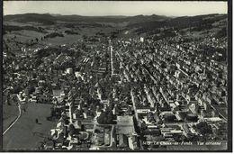 La Chaux-de-Fonds  -  Vue Aerienne  -  Ansichtskarte Ca.1960    (8317) - NE Neuchâtel