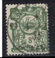 INDOCHINE                 N°  YVERT    134     ( 4 )             OBLITERE       ( O   2/61 ) - Indochina (1889-1945)