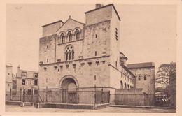 CPA -  854. NEVERS - église St étienne - Nevers