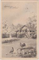 OSTERN  - Frohliche Ostern  - Alte Ansichtskarten  1912 - Ostern